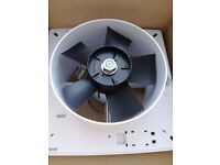 Airflow Extractor Fan Silent Shutter Operation NEW - BOXED Maxivent