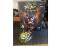 world of warcraft legendary edition mouse boxed