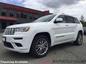 2017 Jeep Grand Cherokee Summit- Jimmy's Jeep