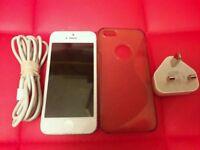 Apple iPhone 5 White 16GB FACTORY UNLOCKED