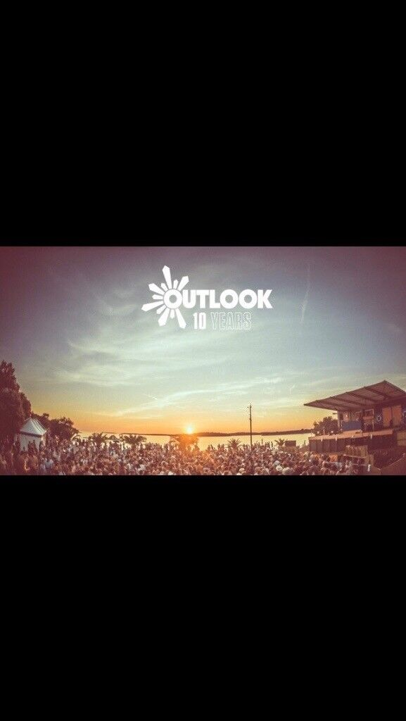 Outlook Festival Croatia weekend ticket
