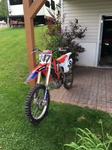 2014 CRF 250 for Sale