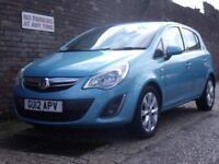 Vauxhall/Opel Corsa 1.3CDTi 16v Diesel ecoFLEX Active 2012(12) 5 Door Hatchback