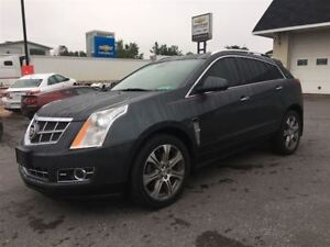2012 Cadillac SRX Luxury and Performance Collection AWD