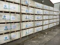 Half price pallets of A1 non combustible MGo fire resistant boards