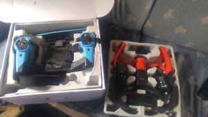 Bebop drone and sky controller