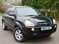 Hyundai Tucson Limited Diesel 4x4 AWD, 2 Years Warranty, like cr-v x3 rav4 ml320 ml270 freelander