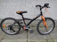 Boys Bikes to suit age 7 to 9 years 20 inch wheels £50 each Apollo xpander , BTwin racing boy 2