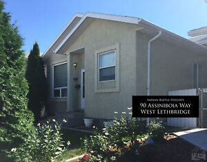 For Rent: 3+ Bedroom House (90 Assiniboia Way W)