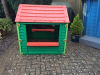 KETER CHILDS PLAY HOUSE.