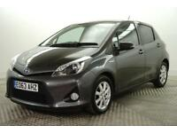 2013 Toyota Yaris T4 HYBRID PETROL/ELECTRIC grey CVT