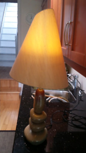 TABLE LAMP ...MINT CONDITION HARDLY USED ..