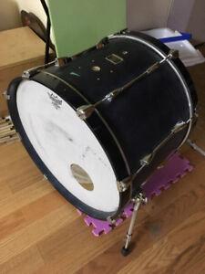 Yamaha stage custom kick drum