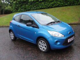 Ford Ka 1.2 STUDIO (blue) 2011