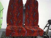 Mini Bus Van Motorhome Seats