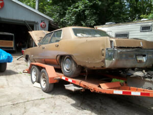 1970 olds will sell complete or parts