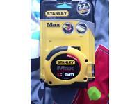 Stanley tape measure