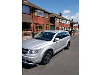 7 seater dodge journey