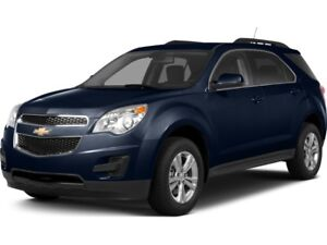 2015 Chevrolet Equinox LT Loaded with V6 AWD