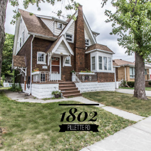 FOR SALE CHARMING 2.5 STOREY HOME IN EAST WINDSOR