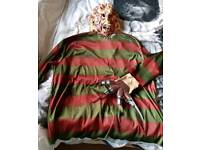 Freddy Krueger Dress Up