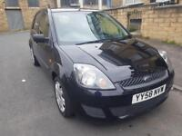 Ford Fiesta Facelift 1.25 Style Climate 5Door, 12 months mot, new break pads+discs, 2 keys, 1 owner,