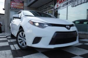 2016 Toyota Corolla | Backup Camera | Heated Seats | Media Ports