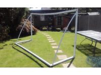 Samba 12 ft by 6 ft Football Goal Post