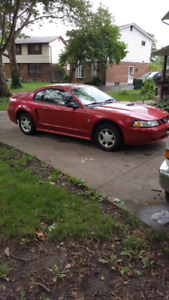 1999 Ford Mustang  $2500 or best offer