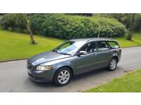 Volvo V50 2.0D ' S ' ESTATE, 84,600 WITH FULL SERVICE HISTORY,