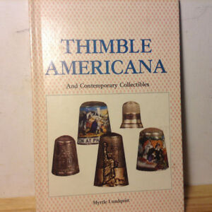 """Thimble Americana "" by Myrtle Lundquist published by Wallace-Ho"