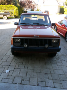 1990 jeep comanche MJ