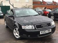 Audi A4 1.9TDi 2003 + FULL SERVICE HISTORY + 12 MONTHS MOT + DRIVES SUPERB