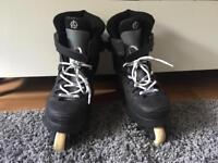 Anarchy inline skates roller blades size 6