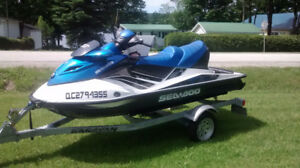 Seadoo GTX 215 hp Supercharged