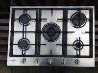 Viceroy x5 burner gas hob