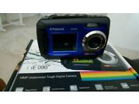 Digital tough underwater camera