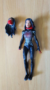 Marvel Legends Silk