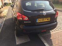 Nissan Qashqai Acenta. Excellent condition.