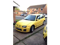 MG ZR - Only 46k Miles - Great Condition