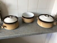 Denby Cotswold dishes