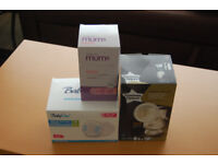 New breast pump for sale (worth 30 pounds for only 15 pounds)