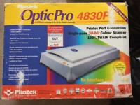 OpticPro 4830F Bed Scanner
