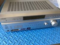 SONY Dolby Digital-Ex Pro Logic II/DTS/ FM RDS stereo Receiver