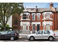 Langthorne Street - three -bedroom split-level maisonette.