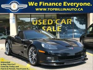 2013 Chevrolet Corvette Grand Sport 427 Convertible, ONLY 15K km