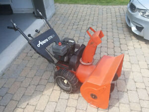 souffleuse ariens 8 force