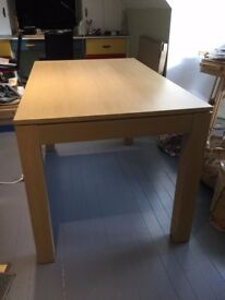Extending Kitchen/dining Table Beech