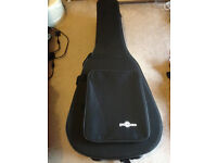 Acoustic Guitar Hard Case by Gear4music