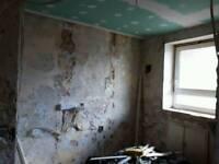 Handyman or carpenter.